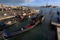 Venise a été en proie à d'importantes inondations en début de semaine.