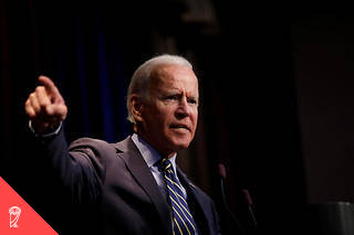 Joe Biden, ancien vice-président américain.