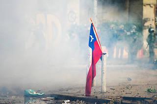 Le Chili a vécu près d'un mois de contestation sociale. (Illustration.)