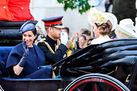 Une décision qui a été largement commentée dans les tabloïds, certaines sources estimant que la reine aurait même été quelque peu froissée par cette désertion…