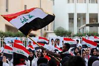 L'Irak est le théâtre depuis le 1er octobre de manifestations d'envergure exigeant la fin de la corruption et la refonte du système politique.