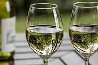 <p>Vin blanc de Savoie.</p>