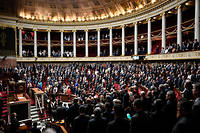Huile de palme: l'Assemblée nationale rétropédale (photo d'illustration).