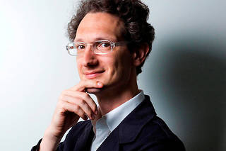 L'économiste David Thesmar.  ©Philippe Matsas