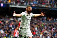 «Si vous pensez que je suis terminé, laissez-moi jouer pour un des pays pour lequel je suis éligible et nous verrons», a lancé Karim Benzema.