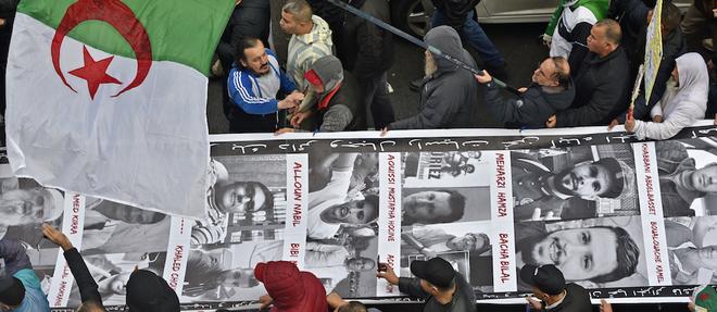 La détermination du pouvoir à organiser la présidentielle le 12 décembre ne diminue en rien la mobilisation des manifestants du hirak.