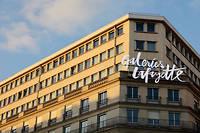 C'est une nouvelle operation symbolique a laquelle se sont livres des Gilets jaunes dimanche a Paris.