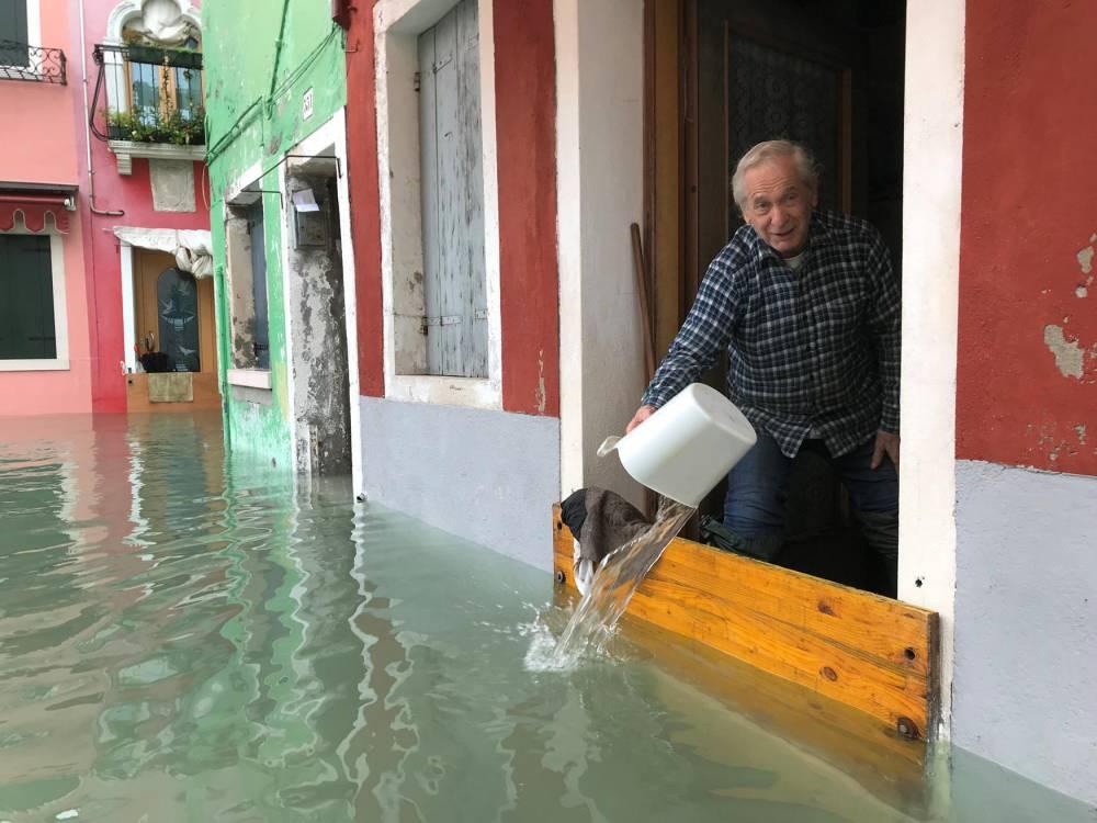 Venise, Italie, Luigi Brugnaro, inondations, catastrophes naturelles, montée des eaux