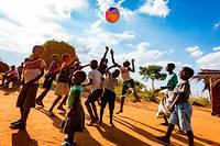 En Afrique, le taux de mortalité infantile est encore le plus haut du monde, malgré les progrès effectués. Ici, des enfants au Malawi.