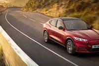 <p>Le Ford Mustang Mach-e arrivera en concessions fin 2020.</p>