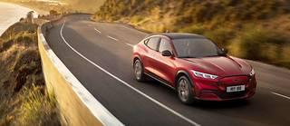 Le Ford Mustang Mach-e arrivera en concessions fin 2020.