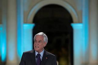 Le président chilien a assuré qu'il n'y aura « pas d'impunité ».