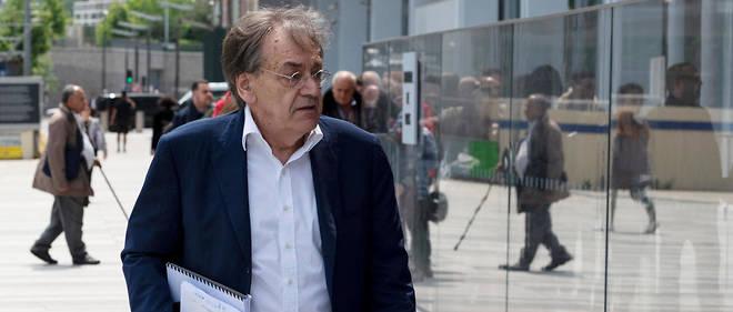 Alain Finkielkraut à Paris le 22 mai 2019.