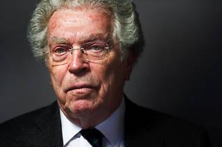 Pierre Joxe est accusé d'agression sexuelle par plusieurs femmes.