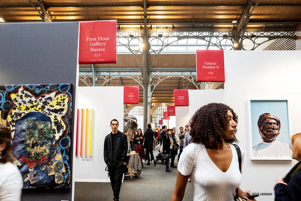 AKAA - Art & Design fair,  9 - 11 novembre 2019