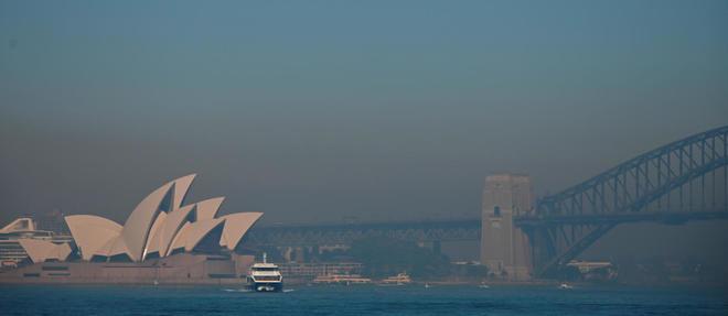 Les niveaux de pollution ont atteint des niveaux « dangereux » à Sydney.