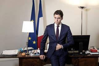Gabriel Attal en janvier 2019.