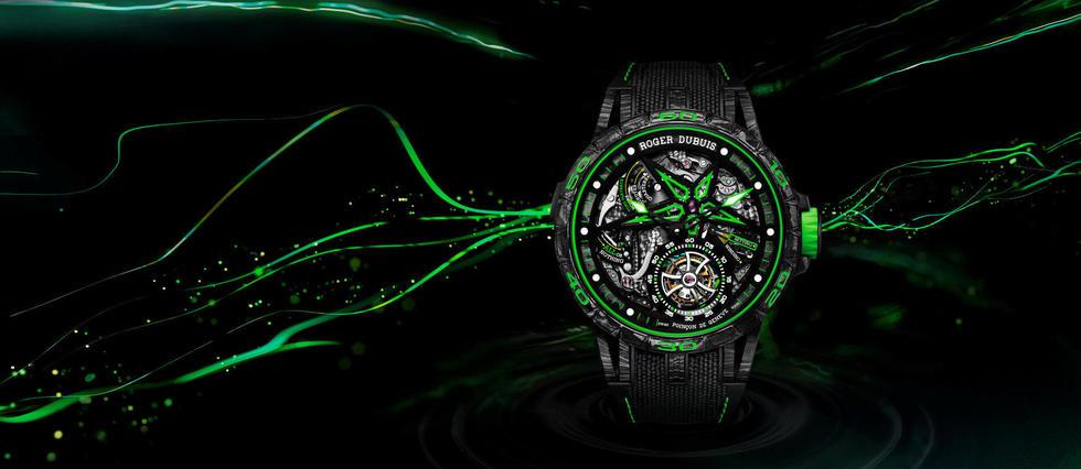 <p>La manufacture suisse a récemment dévoilé un nouvel opus horloger de son Excalibur qui associe un matériau de haute technologie et des complications.</p> <p></p> <p></p>