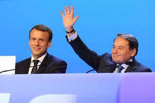 André Laignel a pris la tête de la fronde des petites communes contre Emmanuel Macron.