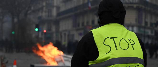 Le samedi 16 novembre marquait les un an du début du mouvement des Gilets jaunes. À Paris, place d'Italie, la manifestation a été émaillée de violences.