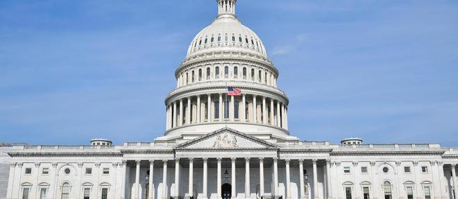 Le Capitole a Washington.