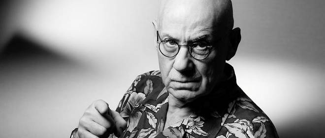 Le romancier américain James Ellroy.