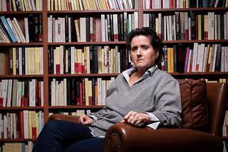 Corinne Tanay, la mère d'Émilie, autrice de « La Réparation volontaire » (Grasset).