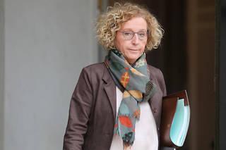 La ministre du Travail, Muriel Pénicaud, espère que l'application Mon Compte formation va augmenter les compétences professionnelles des Français.