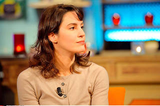 Julie Graziani est au coeur de la polémique depuis son passage sur LCI.