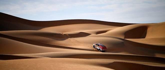 Le désert saoudien servira de cadre au Dakar 2020 qui partira de Jeddah le 5 janvier.