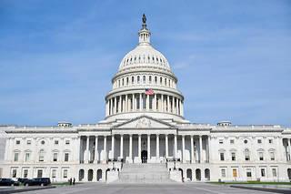 Le Capitole à Washington.