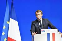 L'année dernière, Emmanuel Macron avait séché ce rendez-vous auprès des élus préférés des Français.