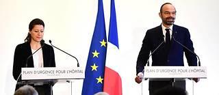 Agnès Buzyn et Édouard Philippe ont dévoilé des mesures pour les hôpitaux mercredi 20 novembre.