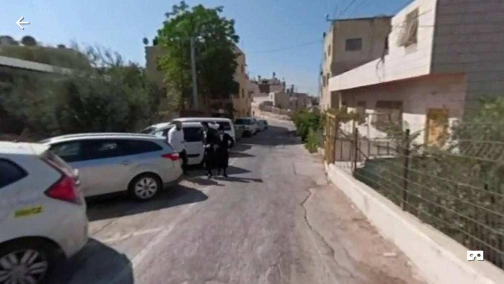 -Israel-Palestine-Palestine VR- ©  Capture d'écran Palestine VR