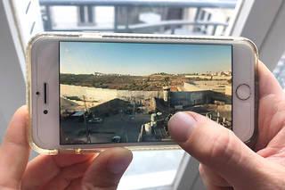 L'application Palestine VR est disponible sur l'Apple Store et Android depuis début novembre.