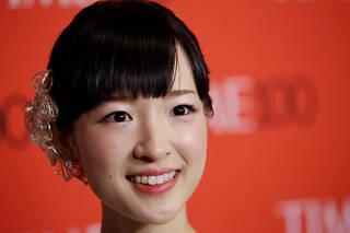 Marie Kondo est notamment apparue dans une série sur Netflix.