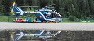 Le peloton de gendarmerie de haute montagne (PGHM) de Chamonix est chargé de l'enquête. (Illustration)