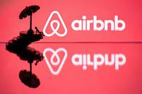 Airbnb a signé un partenariat avec leComité international olympique (CIO). (Illustration)