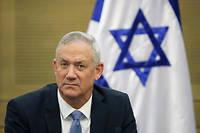 Benny Gantz a accusé Benyamin Netanyahou de privilégier ses « intérêts personnels ».