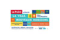 «Le Point» organise un événement consacré aux villes du futur.