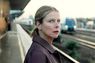Depuis «Tatie Danielle», en 1990, Karin Viard a joué dans plus de 80films. Et remporté 3césars.  ©Photographer:JEAN-CLAUDE LOTHER