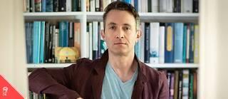 L'essayiste et journaliste anglais Douglas Murray, auteur de « The Madness of Crowds » (Bloomsbury).