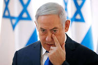 Benyamin Netanyahou est Premier ministre depuis 2009.