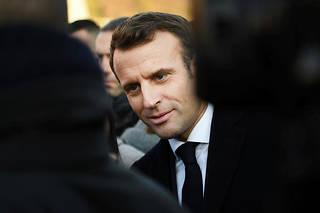 Emmanuel Macron doit rencontrer, lors de ce déplacement de deux jours, les anciens salariés de l'usine Whirlpool.