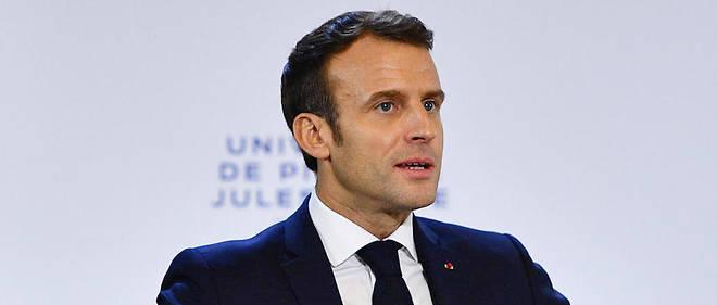 Emmanuel Macron est en déplacement pendant deux jours dans la Somme. Après une rencontre avec des étudiants à Amiens jeudi, il doit rencontrer d'anciens salariés de Whirlpool.