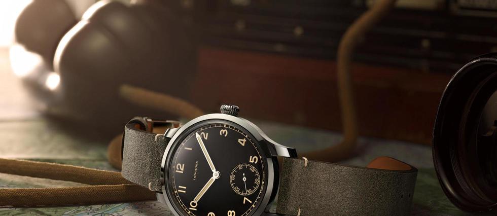 <p>La marque au sablier dévoile l'Heritage Military 1938. Un garde-temps revisité de l'entre-deux-guerres au design sobre et intemporel.</p>