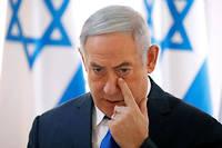Le Premier ministre israélienBenyamin Netanyahou en septembre 2019.