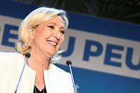 Deux autres sondages publiés au mois de novembre révèlent la bonne dynamique dans laquelle s'inscrit Marine Le Pen.