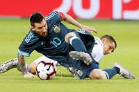 L'Argentin Lionel Messi a remporté cinq ballons d'or.