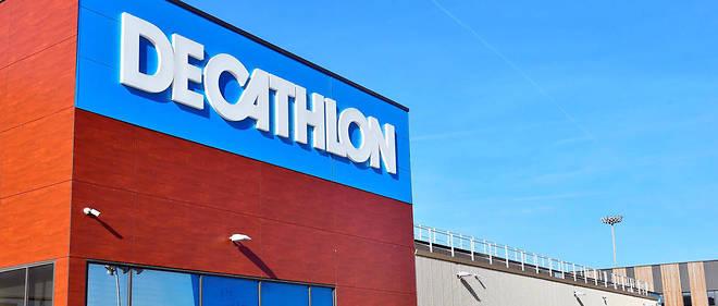 Dans le sondage effectué pour le JDD, Decathlon est l'entreprise préférée des Français.